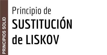 En este vídeo vamos a ver el principio de substitució de Liskov de los pincipios SOLID.
