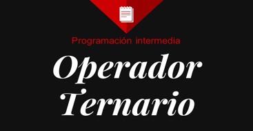 Aprende a utilizar el operador ternario dentro de c#, aprende sus ventajas y limpia tu codigo