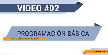 Aprende a como declarar una variable y como operar con ella con operadores logicos, de asignacion, aritmeticos y relacionales