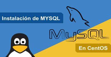 Guia para instalar un servidor de bases de datos mysql en Linux (CentOS)