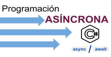 Aprende programación asíncrona en C#  con await y async para mejorar el rendimiento de tus aplicaciones.