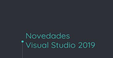 Novedades visual studio 2019